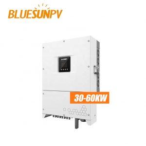 Inverter hòa lưới điện mặt trời Bluesun 30-60kW