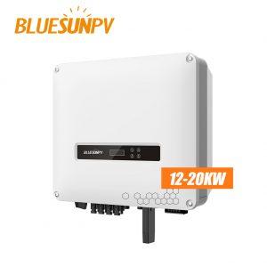 Inverter hòa lưới điện mặt trời Bluesun 12-20kW