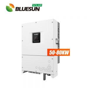 Inverter hòa lưới điện mặt trời Bluesun 50-80kW