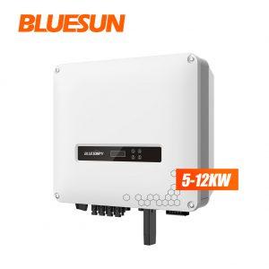 Inverter hòa lưới điện mặt trời Bluesun 5-12kW